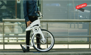 Electric Bike That Folds In One Second